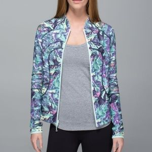 Lululemon find your bliss reversible jacket